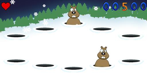 Снежки на Андроид