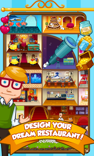Игра Restaurant Island для планшетов на Android