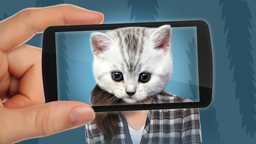 Сканер лица: Какой кот 2 для планшетов на Android