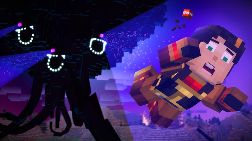 Minecraft: Story Mode скачать на Андроид