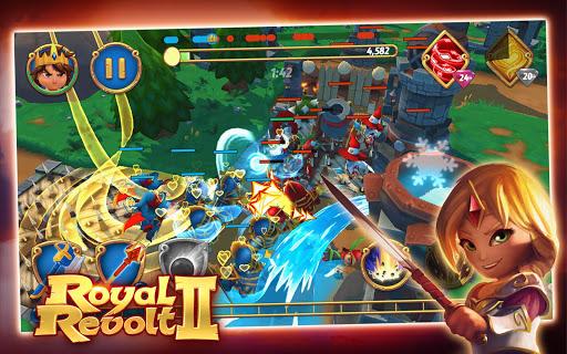 Игра Royal Revolt 2 на Андроид
