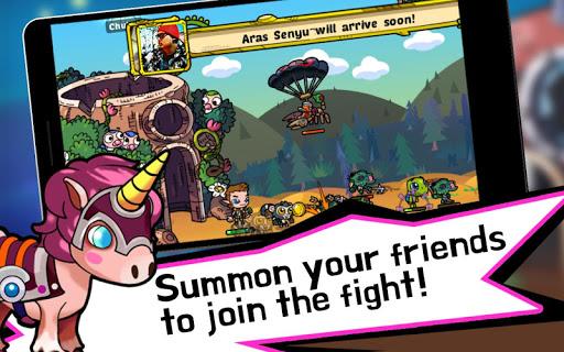 Animals vs. Mutants для планшетов на Android