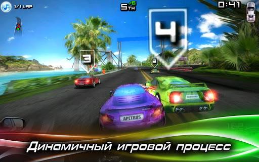 Игра Race Illegal: High Speed 3D на Андроид