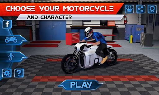 Moto Traffic Race скачать на планшет Андроид