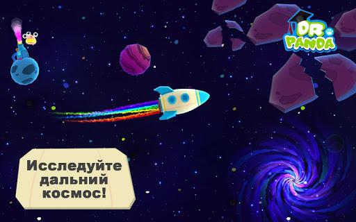 Dr. Panda в космосе для планшетов на Android