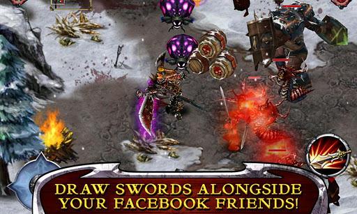 Eternity Warriors скачать на планшет Андроид