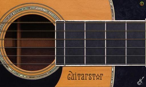 """Приложение """"Guitar Star"""" для планшетов на Android"""