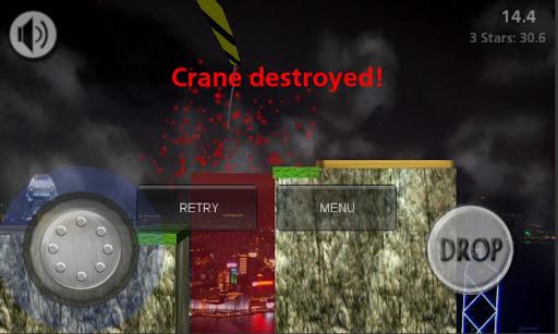 """Игра """"101 Crane Missions"""" на Андроид"""
