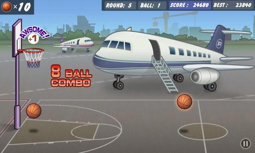 "Игра ""Basketball Shoot"" для планшетов на Android"