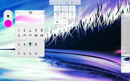5 отличных бесплатных программ для рисования на android и ios.