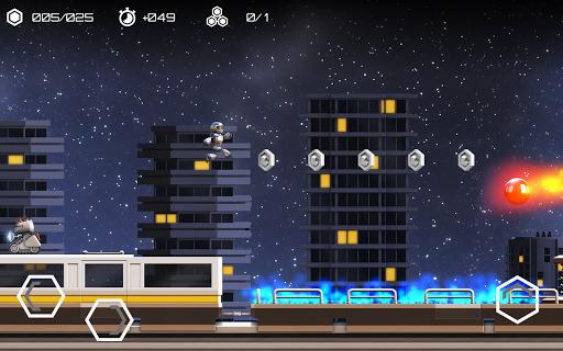 Игра Atom Run Premium на Андроид