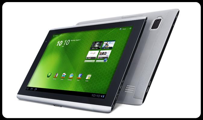 Обзор планшета Acer Iconia Tab A500 на Андроид