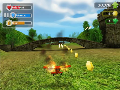 Игра Wings on Fire для планшетов на Android