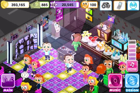"Игра ""Nightclub Story™"" для планшетов на Android"