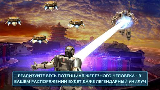 Игра Железный человек 3 (Iron Man 3) для планшетов на Android