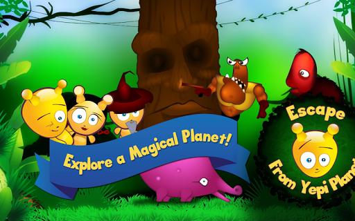 Escape from Yepi Planet на Андроид