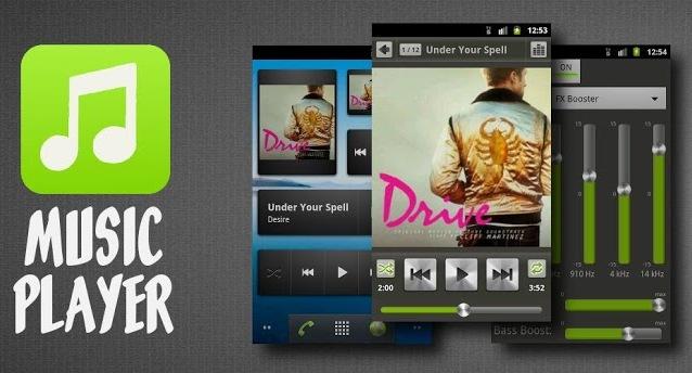 Как слушать музыку на планшете