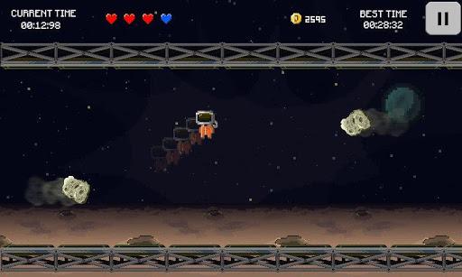 Пиксель аркада - Double Jump скачать на Андроид