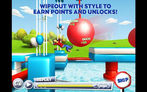 """Игра """"Wipeout"""" на Андроид"""