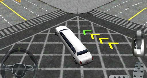 Лимузины 3D Driver Simulator