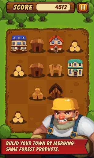 Timber Story для планшетов на Android
