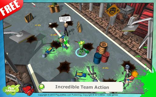 Игра Hot Zomb: Зомби Выживание для планшетов на Android