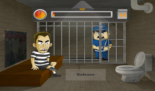 Побег из тюрьмы 14 дней на Андроид