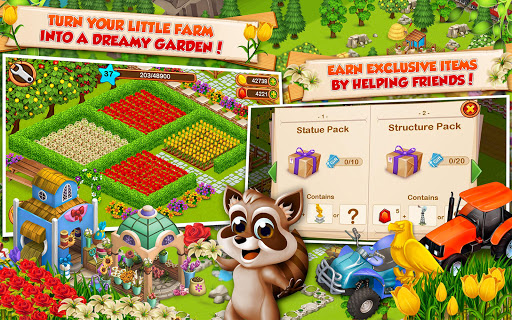 Игра Little Farm: Spring Time на Андроид