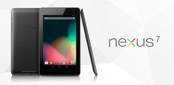 Nexus 7 теперь официально можно купить в России