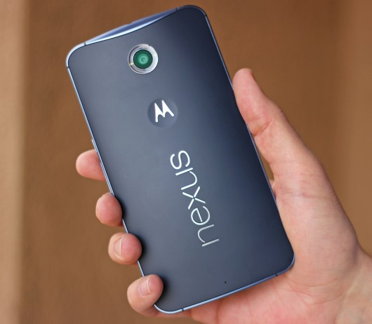 Motorola Nexus 6 - обзор