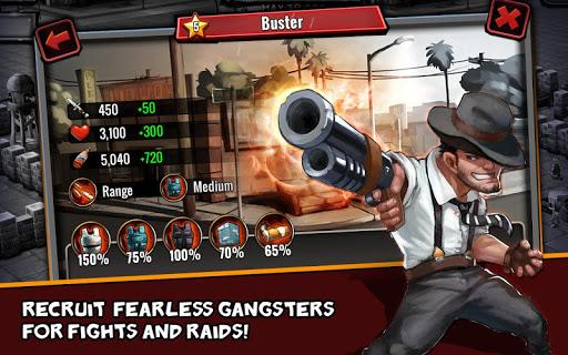 Clash of Gangs для планшетов на Android