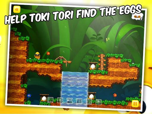 Игра Toki Tori для планшетов на Android