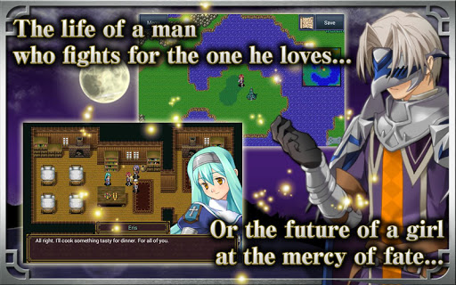 Игра RPG Soul Historica для планшетов на Android