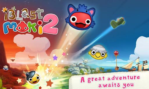 "Игра ""iBlast Moki 2"" для планшетов на Android"