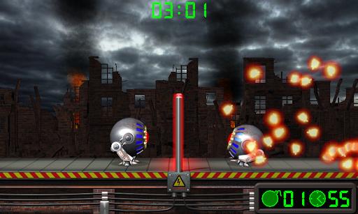 Игра Экстремальный Волейбол для планшетов на Android