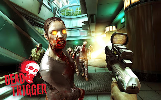 Игра DEAD TRIGGER на Андроид