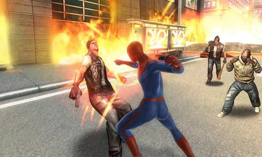 """Игра """"The Amazing Spider-Man"""" для планшетов на Android"""