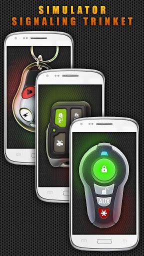 Игра Симулятор Сигнализация Брелок на Андроид