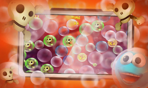 Bamm Bubble для планшетов на Android
