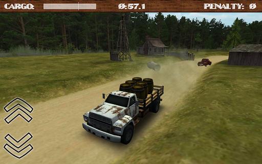 Игра Dirt Road Trucker 3D для планшетов на Android