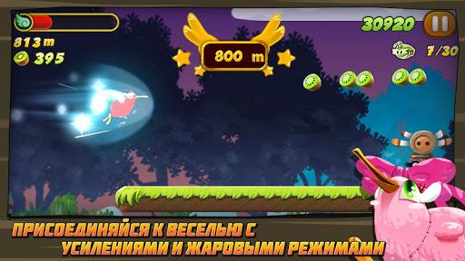 Игра Kiwi Dash для планшетов на Android
