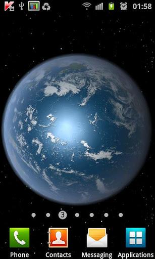 Андроид планета живые земля для обои