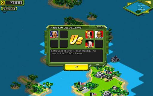 "Игра ""Tropical Stormfront"" на Андроид"