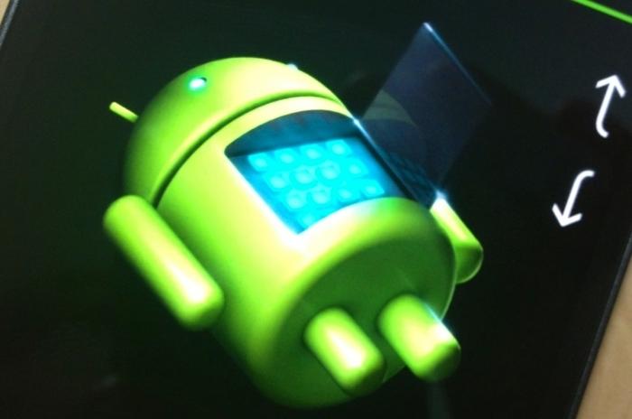 Как переустановить Android бери планшете