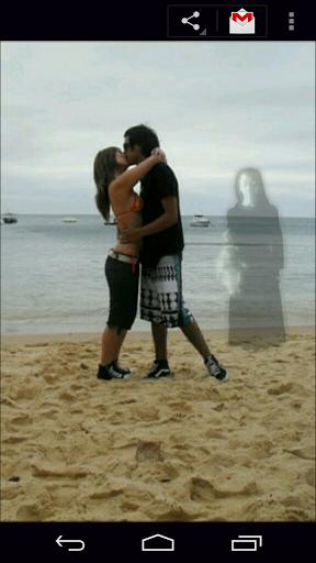Призраки в ваших фото на Андроид