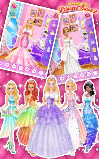 Игра Princess Salon 2 на Андроид