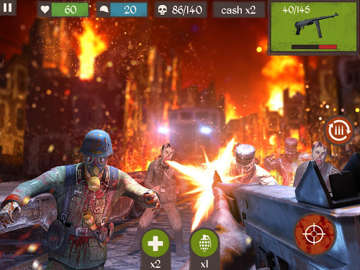 Zombie Call: Trigger Shooter для планшетов на Android