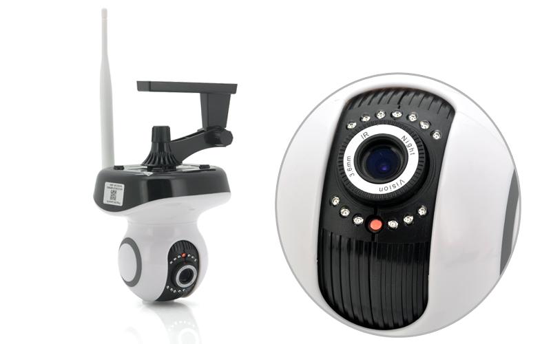 Подключение IP-видеокамеры