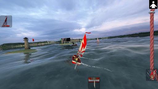 """Игра """"Top Sailor sailing simulator"""" для планшетов на Android"""