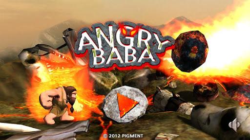 "Игра ""Angry BABA"" для планшетов на Android"
